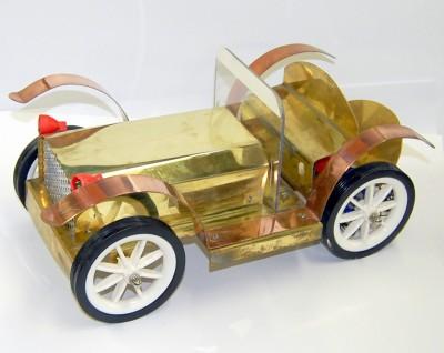 Kevin Vintage Car