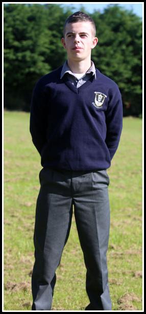Senior Boys Uniform