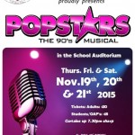 Musical Promotional Page
