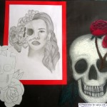 Selection of Art from Ballyhaunis Community School