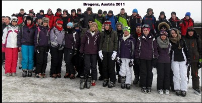 Austria School Tour 2011