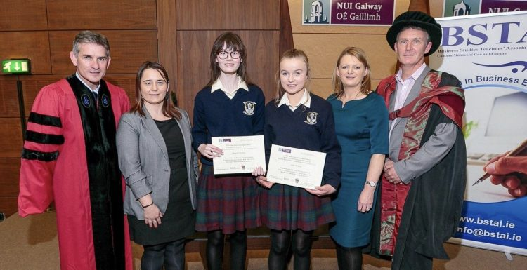 Junior Certificate Business Studies Awards