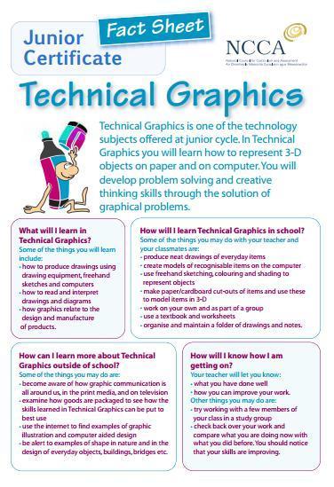 Technical Graphics Ballyhaunis Community School
