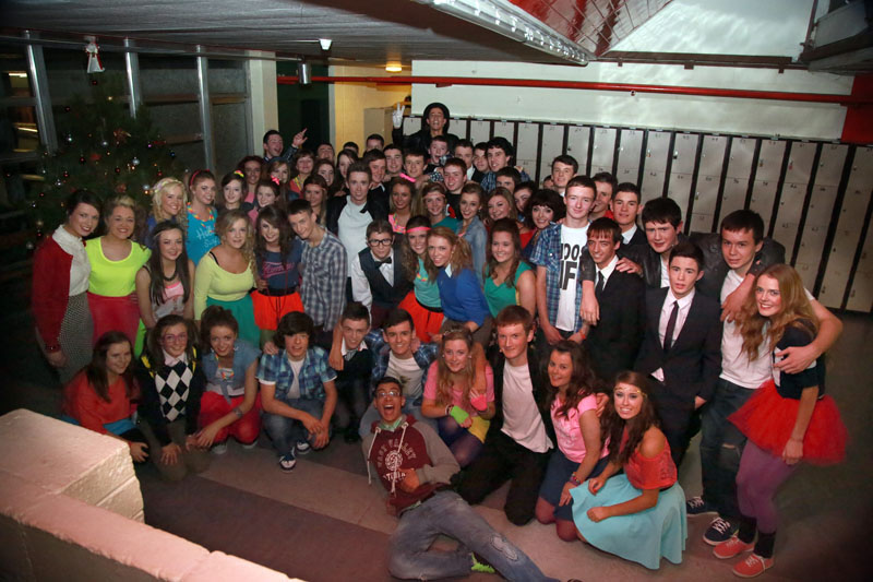 School Musical 'Back to the 80's'