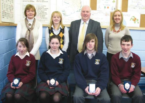 Feachtas Trathna Gceist – All Ireland Irish Quiz Winners