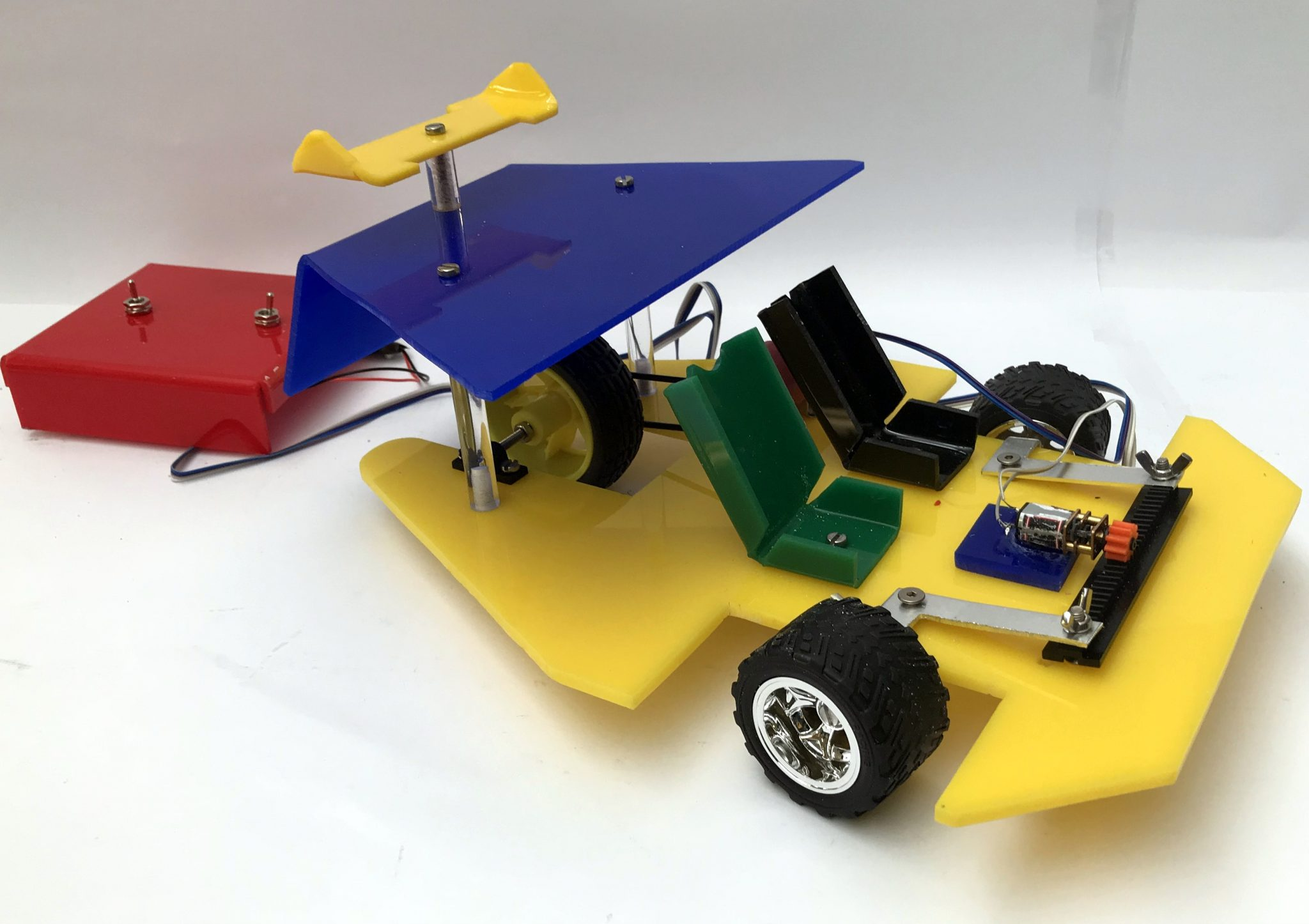 2018 Leaving Cert Engineering Projects
