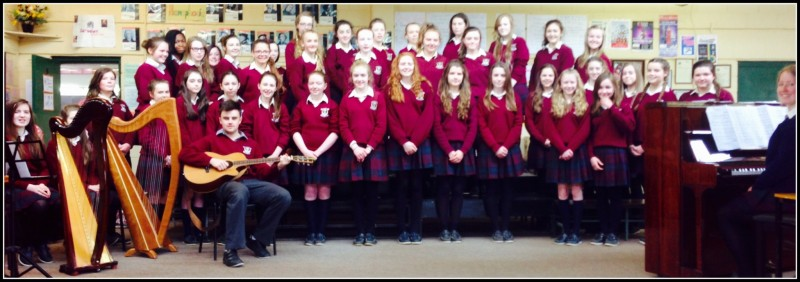 Music Class Ballyhaunis Community School