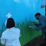 LCA Art Mural