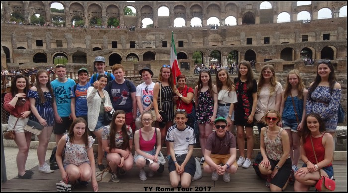 Italy School Tour 2017