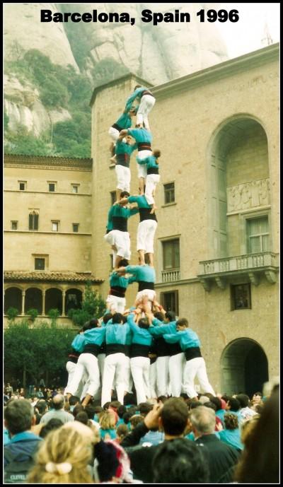 Spain School tour 1996