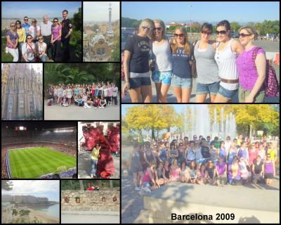 Spain School tour 2009